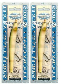 "Lucky Craft Saltwater Series ESG 5/8 Oz 125F 5"" Jerkbaits A"