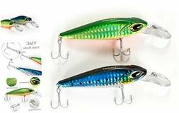 Akataka Jerkbait Freshwater Fishing Lures Floating Minnow Lu