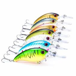 Crankbait Lure Kit - Floating Bass