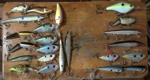 bass lures strike king lucky craft bomber