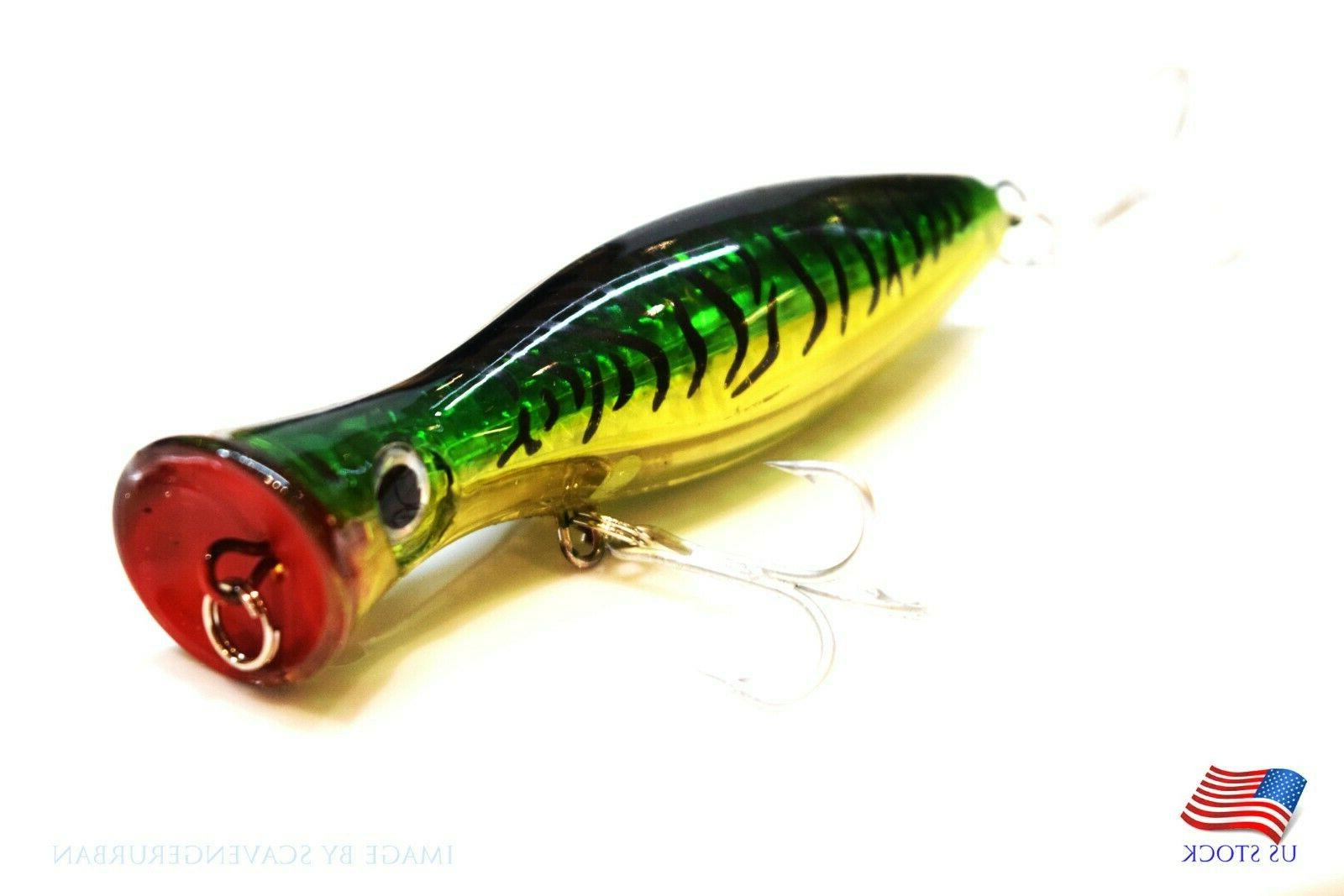new large topwater popper lure artificial lure