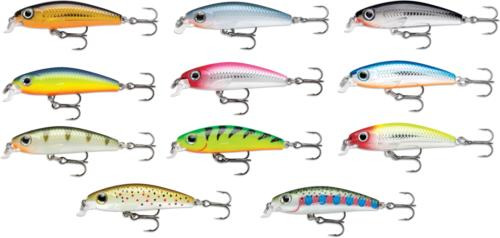 ultra light minnow 04 jerkbait trout