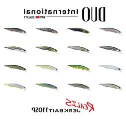 DUO Realis Jerkbait 110SP Suspending Lure - Select Color