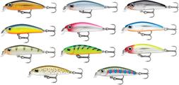 Rapala Ultra Light Minnow 04 Jerkbait Trout & Panfish 1 1/2